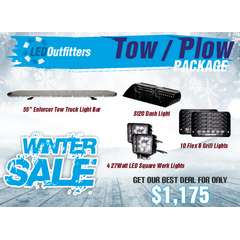WINTER SALE TOW/PLOW PACKAGE